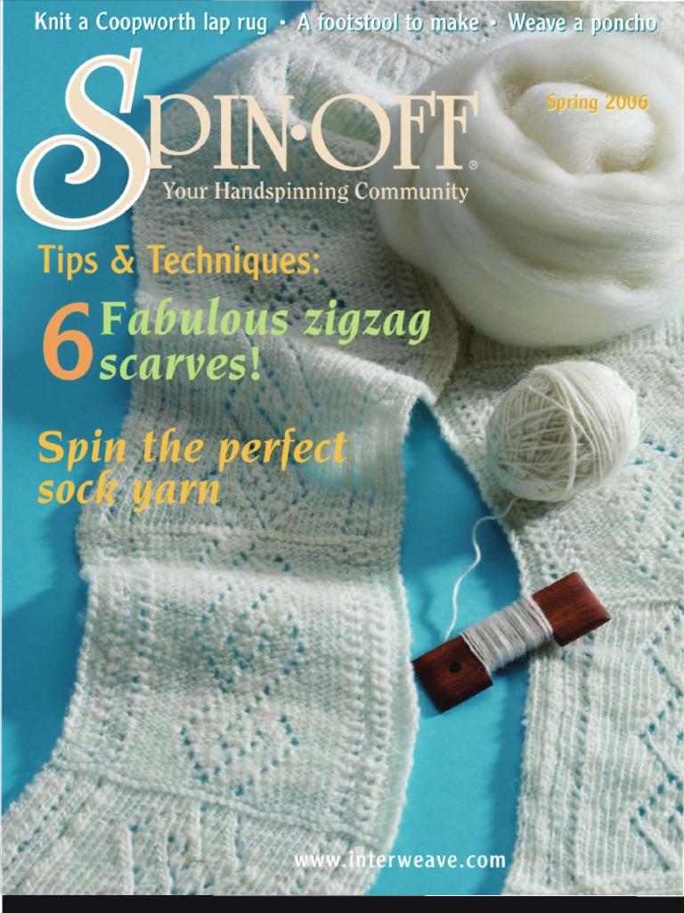 f6a75729e510 Spin Off Magazine (Spring 2006)
