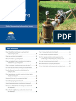 Guide to Conducting Pumping Tests