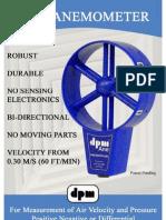DPM Ane Data Sheet