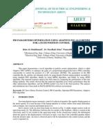 PID PARAMETERS OPTIMIZATION USING ADAPTIVE PSO ALGORITHM FOR A DCSM POSITI.pdf