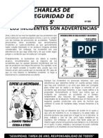 089-Los Incidentes Son Advertencias