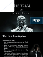 The Trial of Rizal
