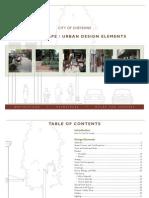 Streetscape Handbook