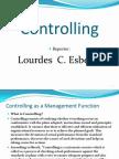 Management Control Powerpoint