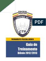 Guia de Treinamento - 2012-2013 (2)