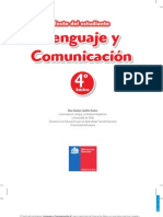 Lenguaje y Comunicación - 4° Básico