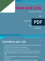 CavinKare and Coty