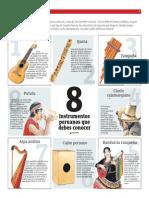 8 Instrumentos Peruanos Que Debes Conocer