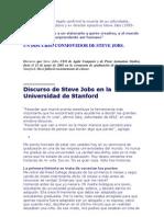 8.- Discurso de Steve Jobs