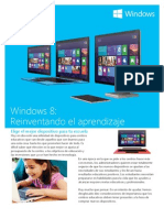 Windows 8 Reinventando