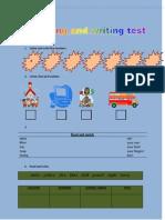 Test Iz Engleskog Jezika