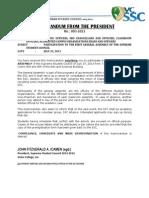 Memorandum no 3 s. 2013