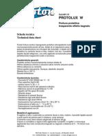 p01 16 protolux tecnica