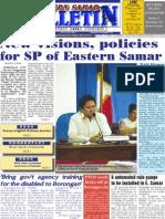 Bulletin July 16-22, 2013