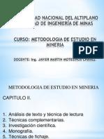 I Metodologia b