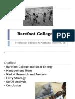 Barefoot College Haiti