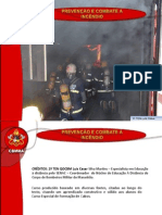 Modulo de Combate a Incendio Cfc-2011
