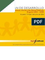 Acuerdo 119 a Bogota Sin Indiferencia