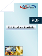 ASiL Products Portfolio