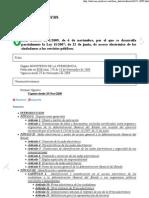 6. RD 1671-2009. Acceso Electronico