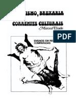 Mircea Eliade Ocultismo Bruxaria e Correntes Culturais
