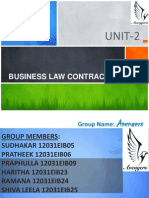 Business Law Contracts (1)