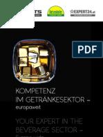 Die Reisenhofer Getränke GmbH - Unsere Firmenbroschüre