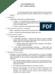 Municipal Corporations - public corporations