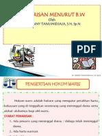Hukum Waris Bw.ppt