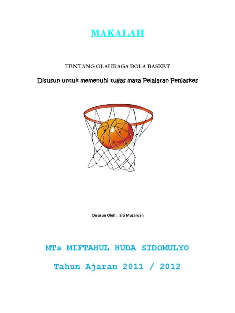 Makalah Bola Basket