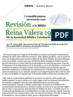 Proyecto Revision RV1909