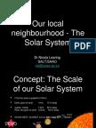 Solar System for Educators