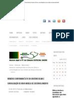 Números confirmam êxito do Governo Dilma e consolidação de novo modelo de desenvolvimento
