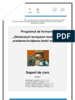 Suport de Curs Pt Cei 4500 Viitori Formatori