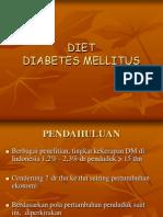 DIET pada DM
