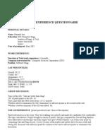 Prayank GD PI Questionnaire