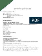 Saurabh PandeGD_pi Questionnaire
