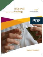 Teachers Handbook Material Science