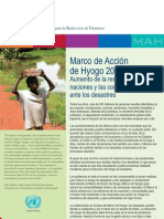 HFA Brochure Spanish