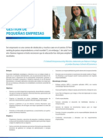 Gesti+¦n de Peque+¦as Empresas