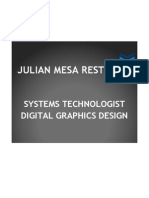 Julian Mesa CV