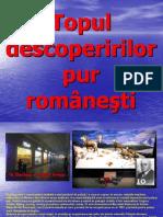 Topul descoperirilor romanesti.pps