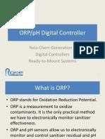 Professional Lines ORP/PH Rolachem presentation
