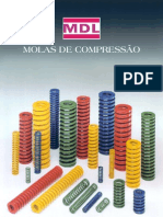 Molas Compressao