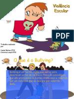 Violência Escolar1