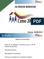 ResultadosBasicosCenso2011 08-08-2012
