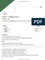 ClamAV - Updating Version - Zimbra