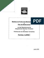 MEDIDAS DE PROTECCIÓN MEDIOAMBIENTAL Y PLAN DE RESTAURACIÓN DEL P.I. LUENA