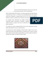 Referencias bibliográficas la cultura mochica
