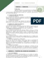 Derecho Aduanero. Desarrollo.